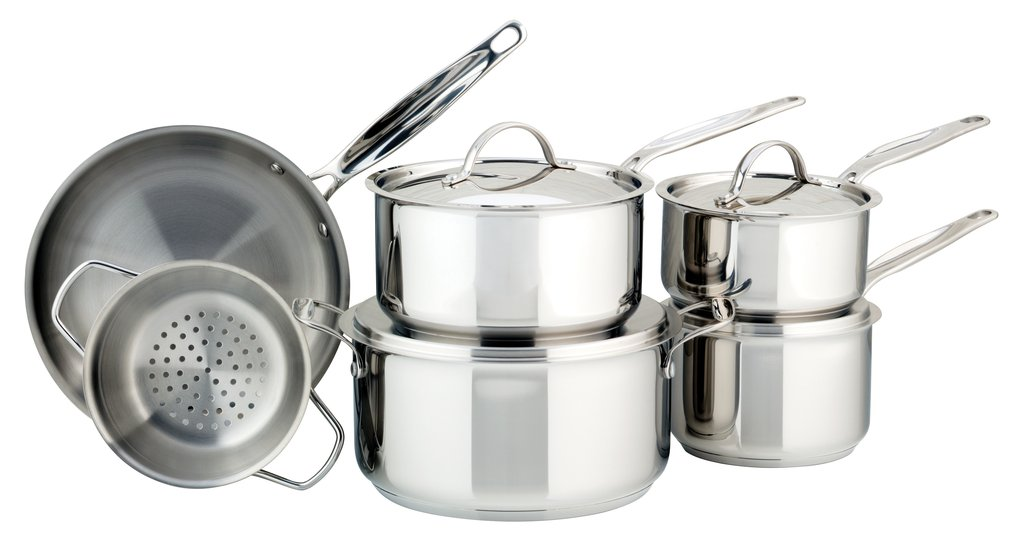 Calphalon Cookware Offers Restaurant-Quality Pots and Frying Pans At Sensible Rates