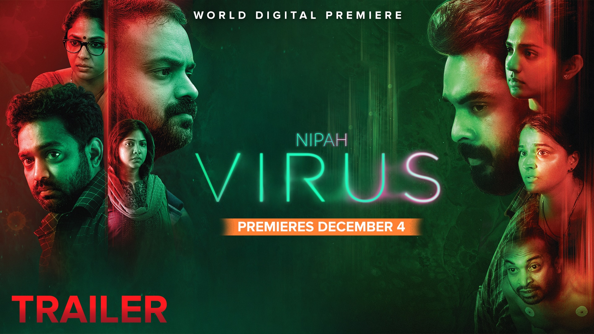 India's First Movie Concerning Pandemic Break Out: Virus