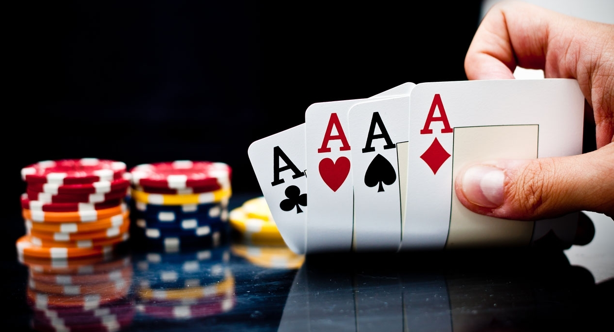 Online Gambling Through the use of These Easy Ideas