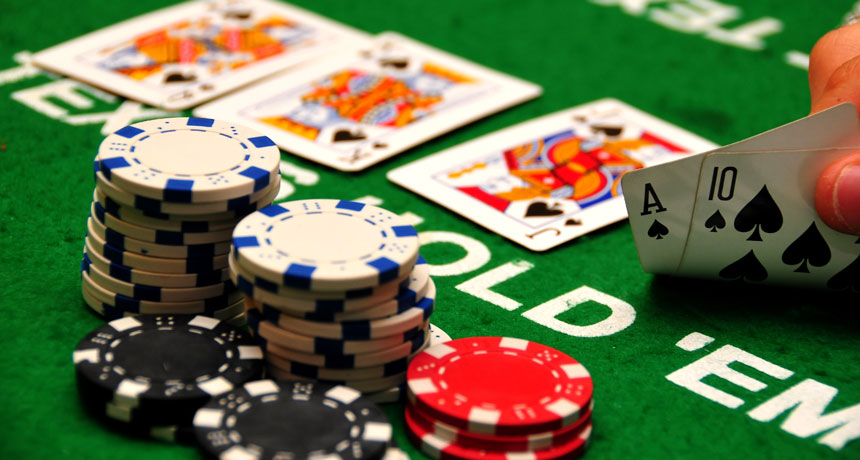 Three Undeniable Information About Online Casino